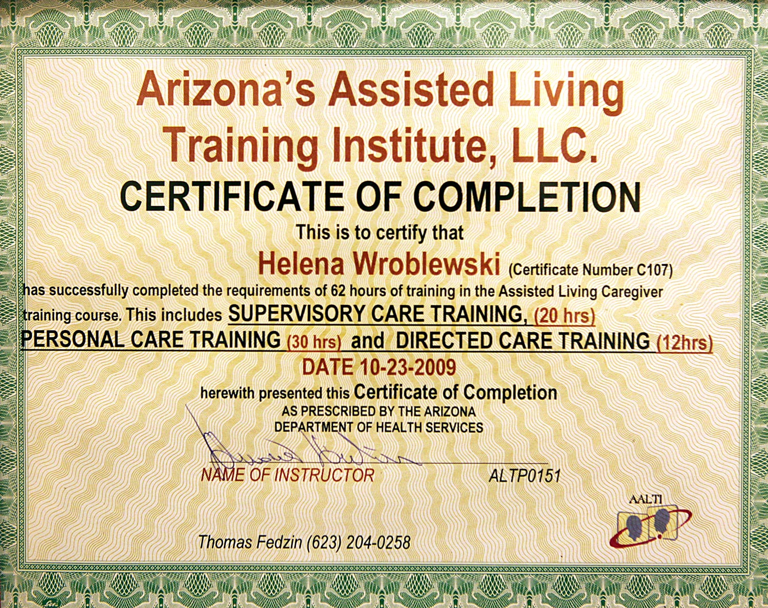 About Twilight Haven A State Licensed Assistd Living Homes